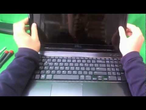 Dell Inspiron N5110 Laptop Screen Replacement Procedure