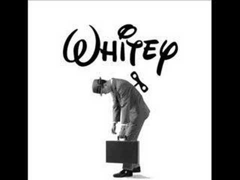 Whitey - I Made Myself Invisible