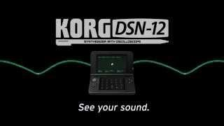 Korg DSN-12 Analog-Style Creation Tool for Nintendo 3DS