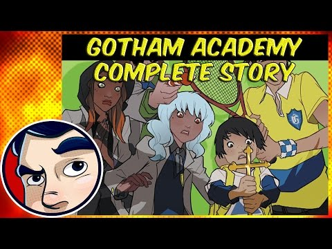 "Gotham Academy ""Calamity, Olive's Mother"" - Complete Story"