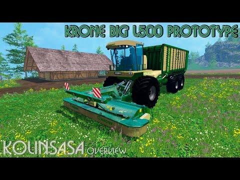 Krone BIG L500 Prototype v1.8
