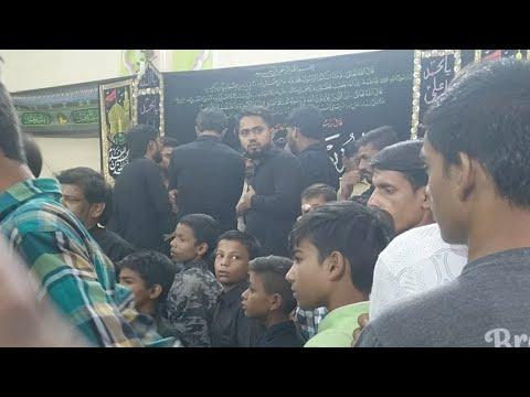 """Shabbedari """"Sakina Bint-ul-Hussain S.a"""" Matamdari """"Anjuman-e-Abbasiya"""" Fatehpur"""