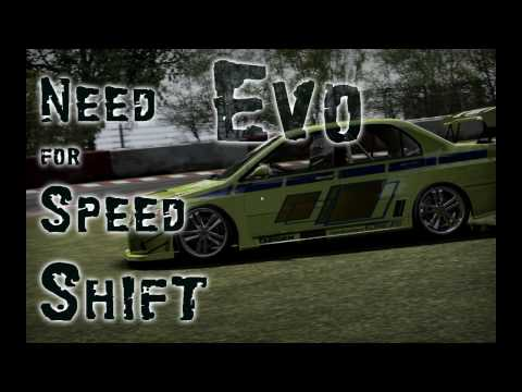 NFS Shift | Nordshliefe Evo Montage | G25 | By LukeD - Roam