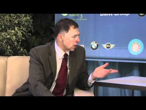 Richard Jones, International Energy Agency - Hub Culture Interview at GGCS3