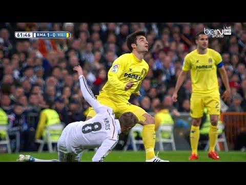 Toni Kroos vs Villarreal (H) 14-15 720p HD