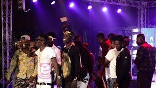 Shatta Wale - First performance in 2017 @ TiGO Festival of Lights & Music | GhanaMusic.com Video