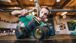 7 DANGERS OF MIRRORLESS Cameras VS DSLR Cameras 2018