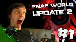 FNAFWORLD UPDATE 2 PART #1 | BAD FOXY.EXE - DAGames