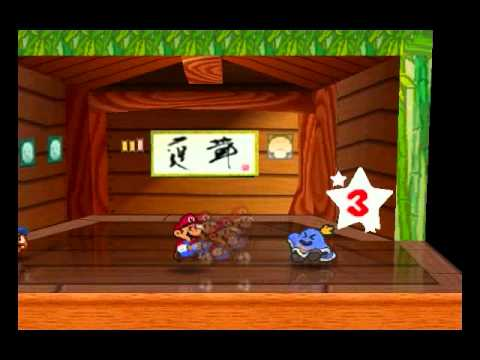 Paper Mario (BLIND) playthrough part 10: Dojo Sidequest (1/3) and Merlon the Wizard