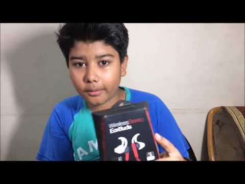 HINDI | PRO BUDS- WIRELESS EARPHONES | UNBOXING AND REVIEW | BUDGET WIRELESS EARPHONES | see descr