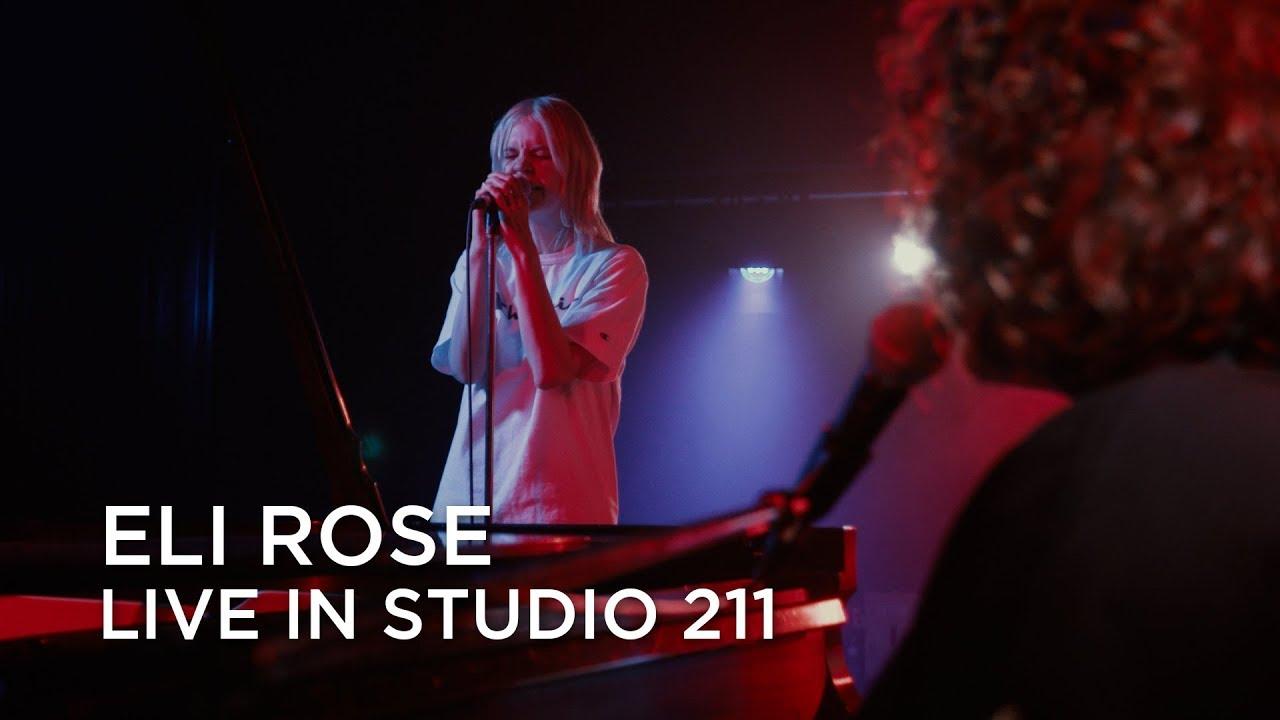 """Eli Rose - 「CBC Music」が""""Tot ou tard""""など4曲のスタジオライブ映像を公開 thm Music info Clip"""