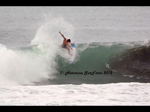 September 14 2015 Surfing Playa Hermosa Costa Rica