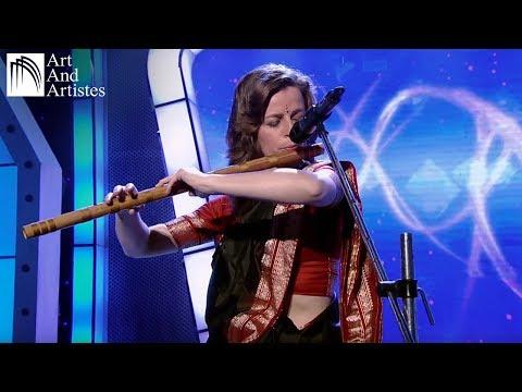 Stephanie Bosch | Raag Chandrakauns | Flute | Classical Music | Idea Jalsa | Art And Artistes