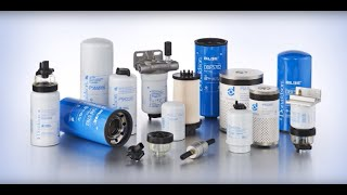 Donaldson Lube Filtration Overview