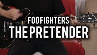 Foo Fighters - The Pretender - Guitar Cover - Fender Chris Shiflett Telecaster - Gibson ES335