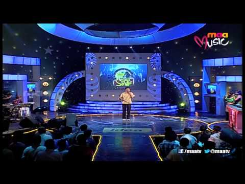 Super Singer 1 Episode 26 : Lokeswar Performance ( Rock N Roll Soniye )