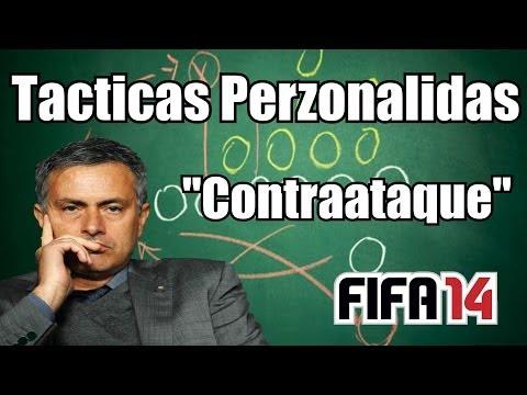 Fifa 14 | Tacticas Personalizadas