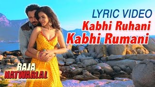 Kabhi Ruhani Kabhi Rumani | Official Lyrics Video | Benny Dayal | Yuvan Shankar Raja