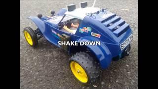 Tamiya 1/10 RC Car HOLIDAY BUGGY -SHAKE DOWN-