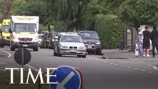 Witness Says Many Have Died In A Mass Shooting At A New Zealand Mosque | TIME