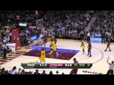 Miami Heat vs Cleveland Cavaliers Highlights