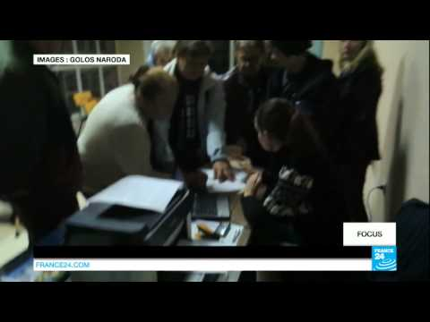 Ukraine : Un candidat d'opposition accusé d'acheter des  votes