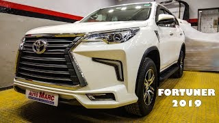 FORTUNER 2019 || Looks Like -- LEXUS LX 570 SUV