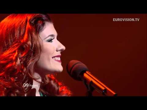 Pernilla - När Jag Blundar - Live - 2012 Eurovision Song Contest Semi Final 1