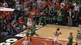 Chuck Swirsky's Call on Joakim's Steal and Dunk 720p