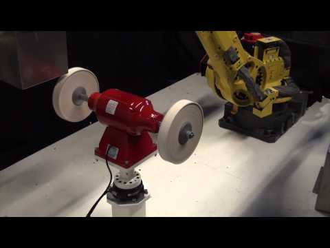 "R-1000iA/80F ""Gakushu"" Tool Box Polishing Robot – FANUC Robotics Industrial Automation"