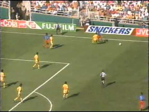 World Cup USA 94 - Romania - Colombia