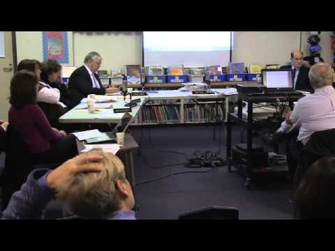 South Burlington School Board Meeting: January 2, 2013