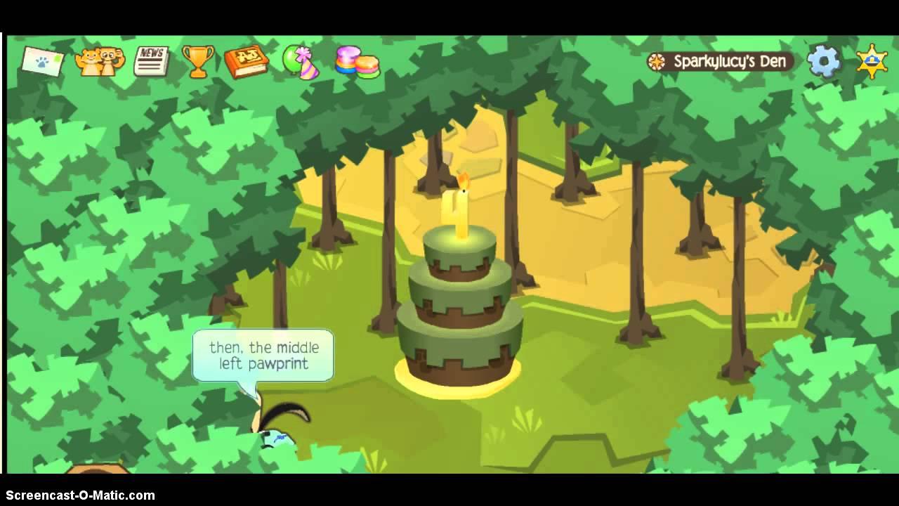 5th Birthday Cake Animal Jam Image Inspiration of Cake and