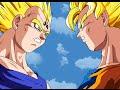 Goku vs. Vegeta // Super Batallas de Rap