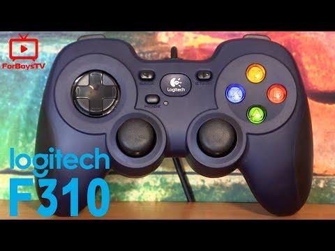 Обзор Logitech Gamepad F310 - лучший бюджетный геймпад для ПК