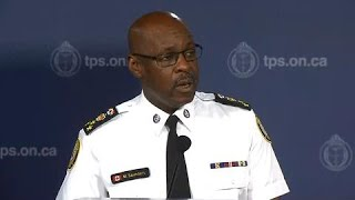 Police announce 70 arrested in raids targeting Five Point Generalz street gang
