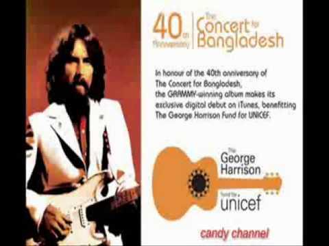Concert For Bangladesh   George Harrison Full Album