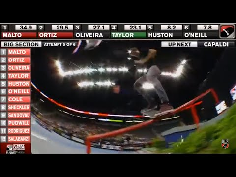 Street League 2012: Heats On Demand - Kansas City Qualifying Heat 1 Big Section
