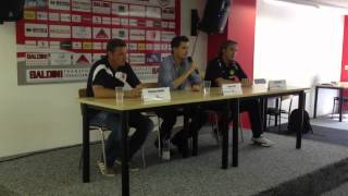 Confrence de presse d'aprs match Sion-YB.MOV