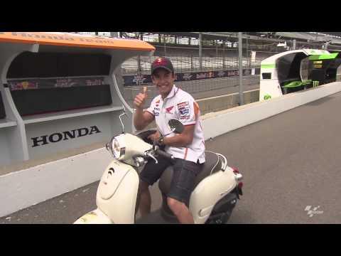 Win A VIP MotoGP weekend in Valencia!