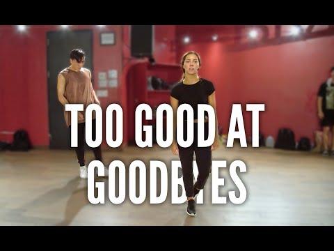 SAM SMITH - Too Good At Goodbyes   Kyle Hanagami Choreography