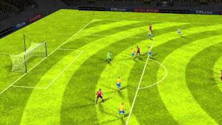 FIFA 14 Windows 8 - Suecia VS Portugal