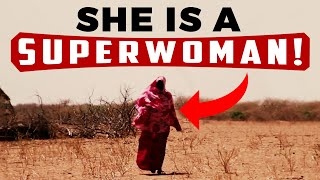 SHE EARNS $50 A MONTH, SHARES HALF OF IT WITH A WIDOW! ????