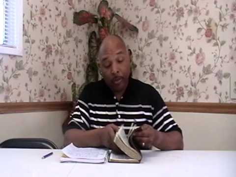 REVEREND CEDRIC GEORGE - THE CHRISTIAN MARRIAGE ACCORDING TO THE BIBLE