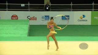 BEREZKO-MARGGRANDER Jana (GER) - 2016 Olympic Test Event, Rio (BRA) HO All-Around