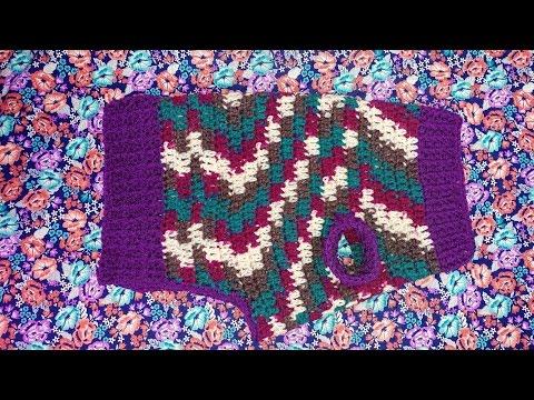 ❤Medium Dog Crochet Sweater❤| HD