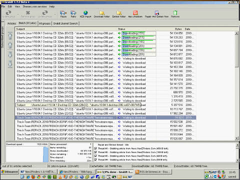 NewZFinders - Compte Usenet Newsgroup binaires Gratuit - Free Trial