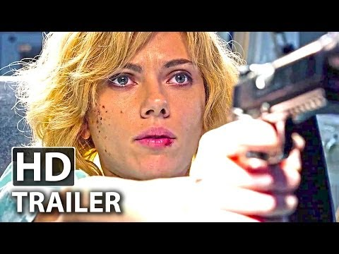 LUCY - Trailer (German | Deutsch) | Scarlett Johansson