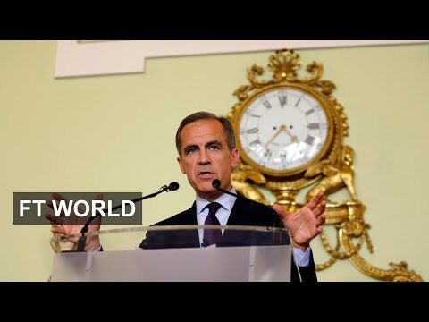 Bank of England rate hold explained   FT World
