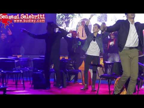 Fattah Amin Nyanyi Live 1234U di CINTA PERTAMA THE MUSICAL